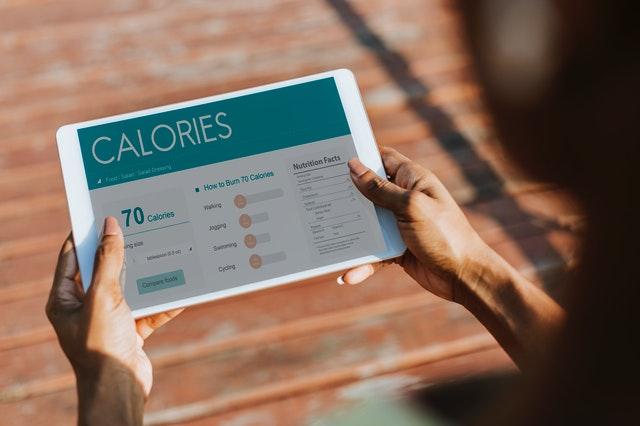 Tabuľka s výpočtom kalórií, diéta.jpg