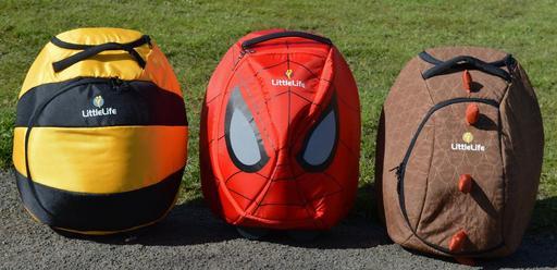 Tri ruksaky